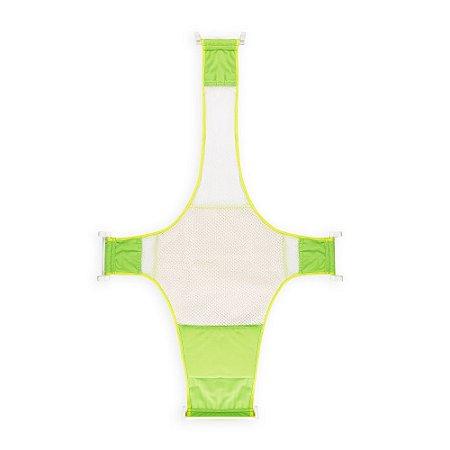 Rede para Banheiras Verde - Baby Pil