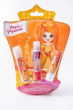 Kit da Princesa Alegre - Magia de Princesa