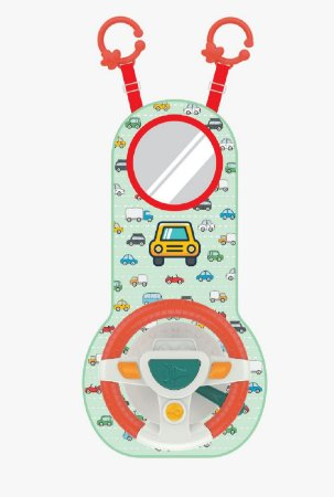 Brinquedo Motorista Reserva - Dican
