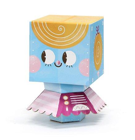 Robô de Montar Bailarina - Krooom