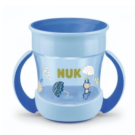 Copo Mini Magic Cup 360° Azul - NUK