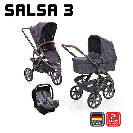 Carrinho de Bebê Travel System Salsa 3 Style Street Trio - ABC Design