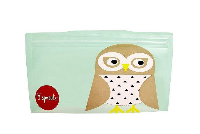 Snack Bag Coruja - 3 Sprouts
