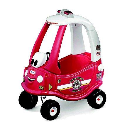 Carro Coupe Resgate - Little Tikes