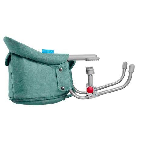 Cadeira de Alimentação de Encaixe em Mesa Click Verde - Multikids