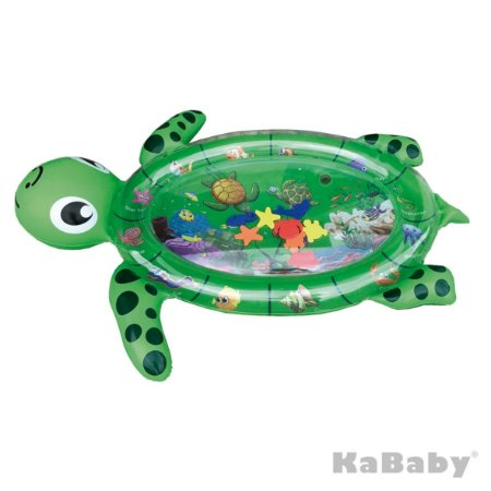 Tapete de Água Inflável Divertido Tartaruga - Kababy