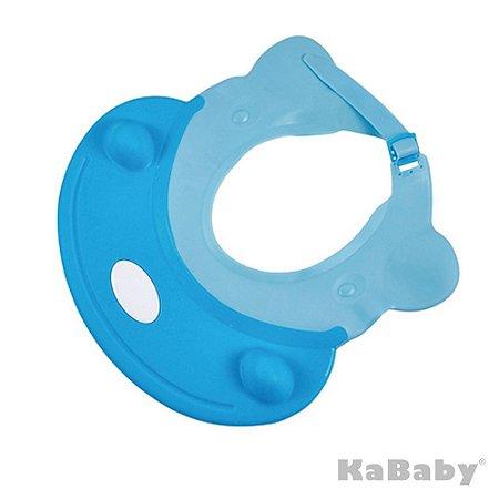 Viseira para Banho Azul - Kababy
