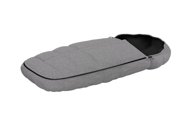 Saco de dormir para Sleek Grey Melange - Thule