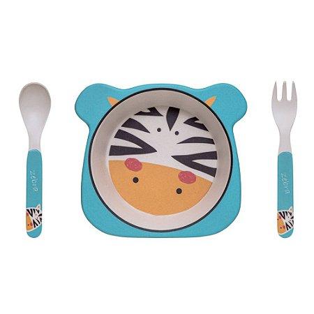 Kit Alimentação Zebra Eco - Girotondo