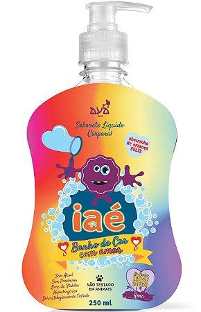 Sabonete Líquido Slime Amor Roxo - IAÉ
