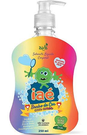 Sabonete Líquido Slime Amor Verde - IAÉ