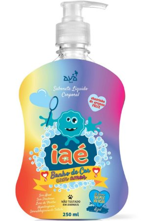 Sabonete Líquido Slime Amor Azul - IAÉ