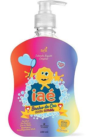 Sabonete Líquido Slime Amor Amarelo - IAÉ