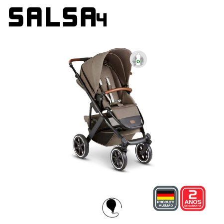 Carrinho de Bebê Salsa 4 Nature Eco - ABC Design