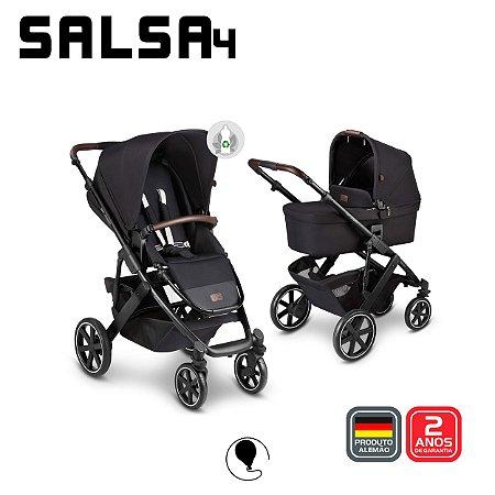 Carrinho de Bebê Salsa 4 Midnight Eco DUO - ABC Design