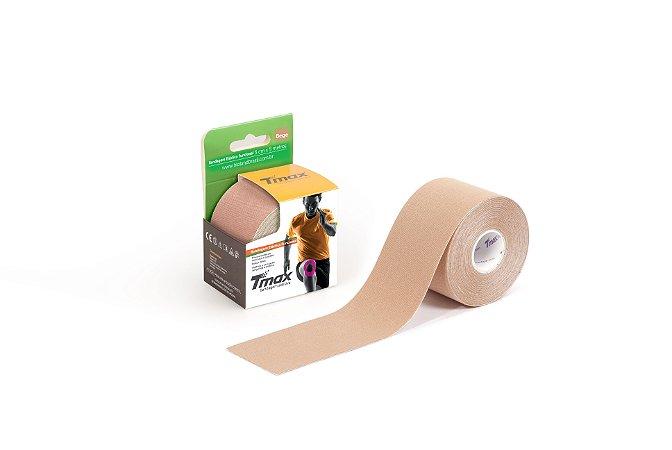 Fita Bandagem Kinesio Tape Bege - Tmax