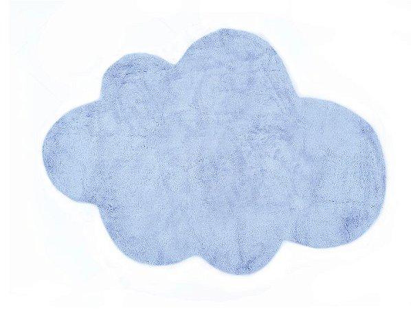 Tapete Cloud Nuvem Azul - Nina & Co.