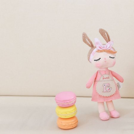 Boneca Mini Doll Angela Chef 20cm - Metoo