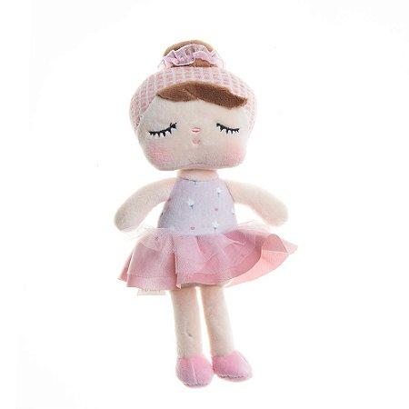 Boneca Mini Doll Angela Lai Ballet Rosa 20cm - Metoo