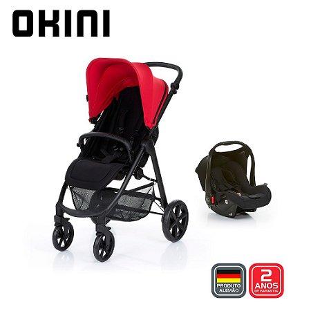 Carrinho de Bebê Travel System Okini Berry - ABC Design