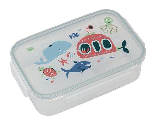 Bento Box com Divisória Oceano - Ore Originals