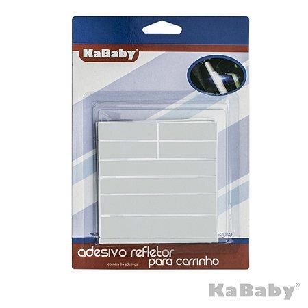 Adesivo Refletor para Carrinhos - Kababy