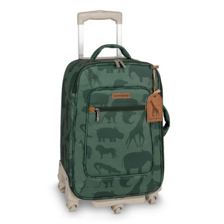Mala de Rodinhas 1 Compartimento Safari  - Masterbag Baby