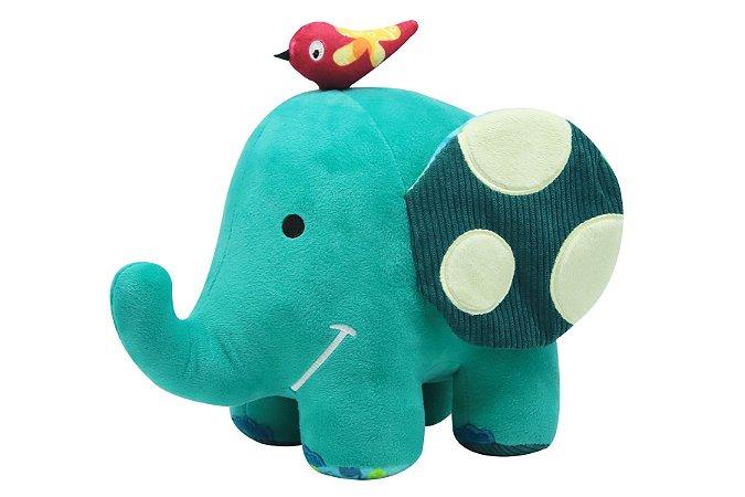 Pelúcia Elefante Ollie Exclusivo 2020 - Marcus & Marcus
