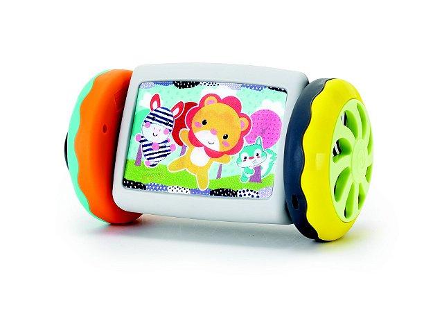 Brinquedo Interativo Rolo de Cores Espelho - Infantino