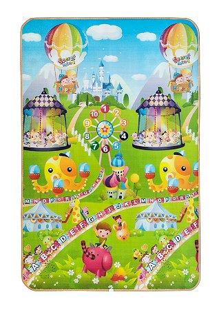 Tapete Fun Park 180 x 120 cm - Pecci Pecci