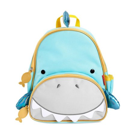 Mochila Infantil Zoo Tubarão - Skip Hop