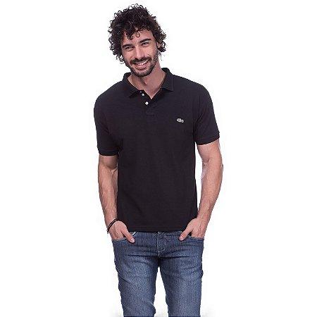 65146e162354d Camisa Gola Polo Lacoste Preta - Loja na Grife, Camisa Gola Polo ...