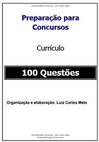 Simulado: 100 Questões Currículo