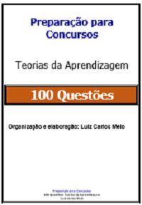 Simulado de 100 Questões  TEORIAS DA APRENDIZAGEM