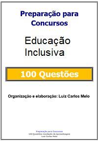 Simulado de 100 Questões  Educação Inclusiva