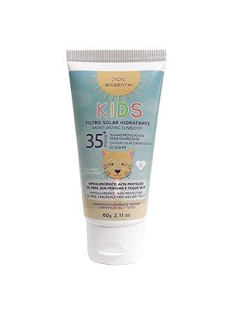 Filtro solar Kids hidratante FPS/UVB 35 UVA/PF 31