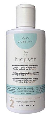 Creme Hidratante e Condicionante Biopsor - 200 ml