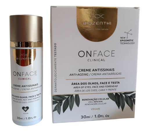 Onface Clinical Antissinais 30ml