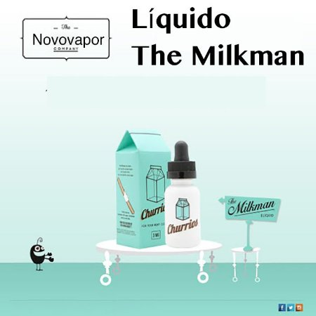 Líquido The Milkman