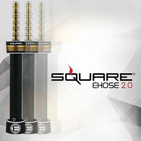 Narguilé Eletrônico Square E-Hose 2.0