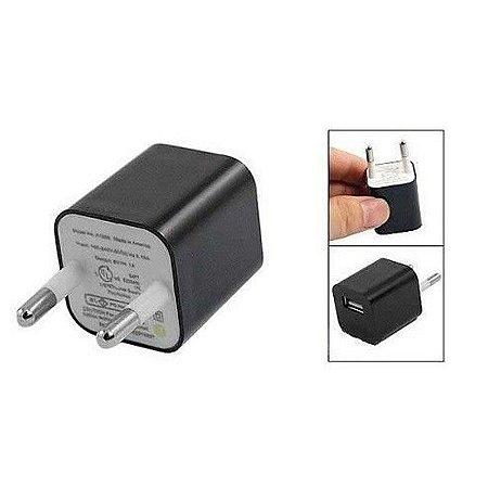 Adaptador USB Mini 110/220V