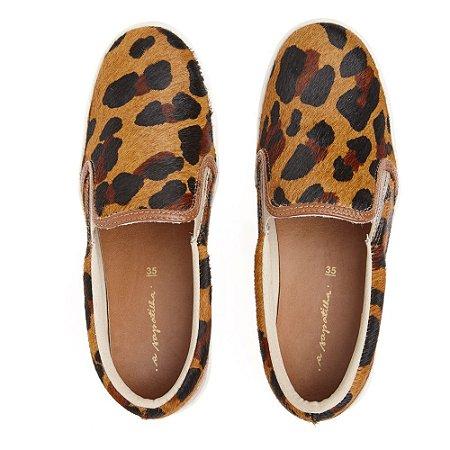 Slip On Asapatilha Leopard