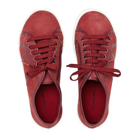 Sneaker Asapatilha High Vinho