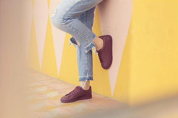 Sneaker Asapatilha Vinho