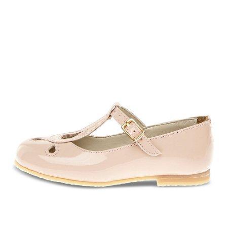Sapato Asapatilha Mary Jane Rose