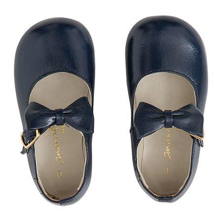 Sapato Ananás Mary Jane Marinho