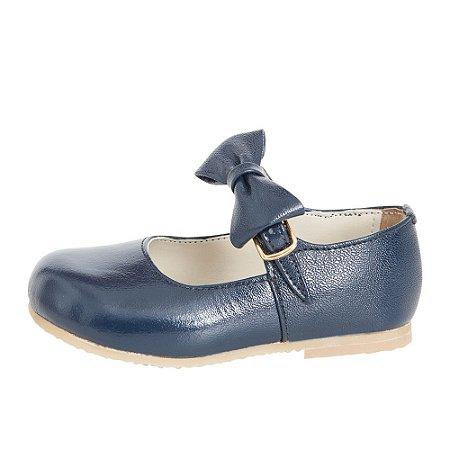 Sapato Asapatilha Mary Jane Marinho