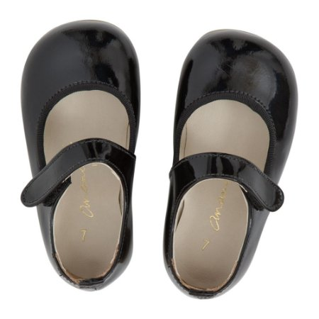 Sapato Ananás Mary Jane Preta