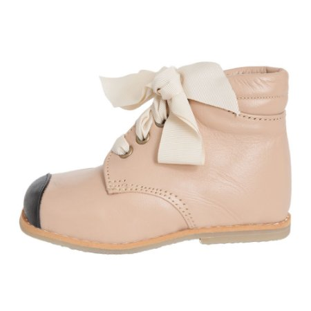 Bota Asapatilha Mini Cap-toe Rose