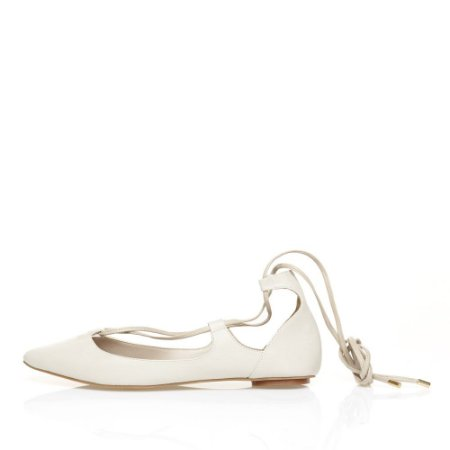 Sapatilha Asapatilha Astromélia Lace Up Off White